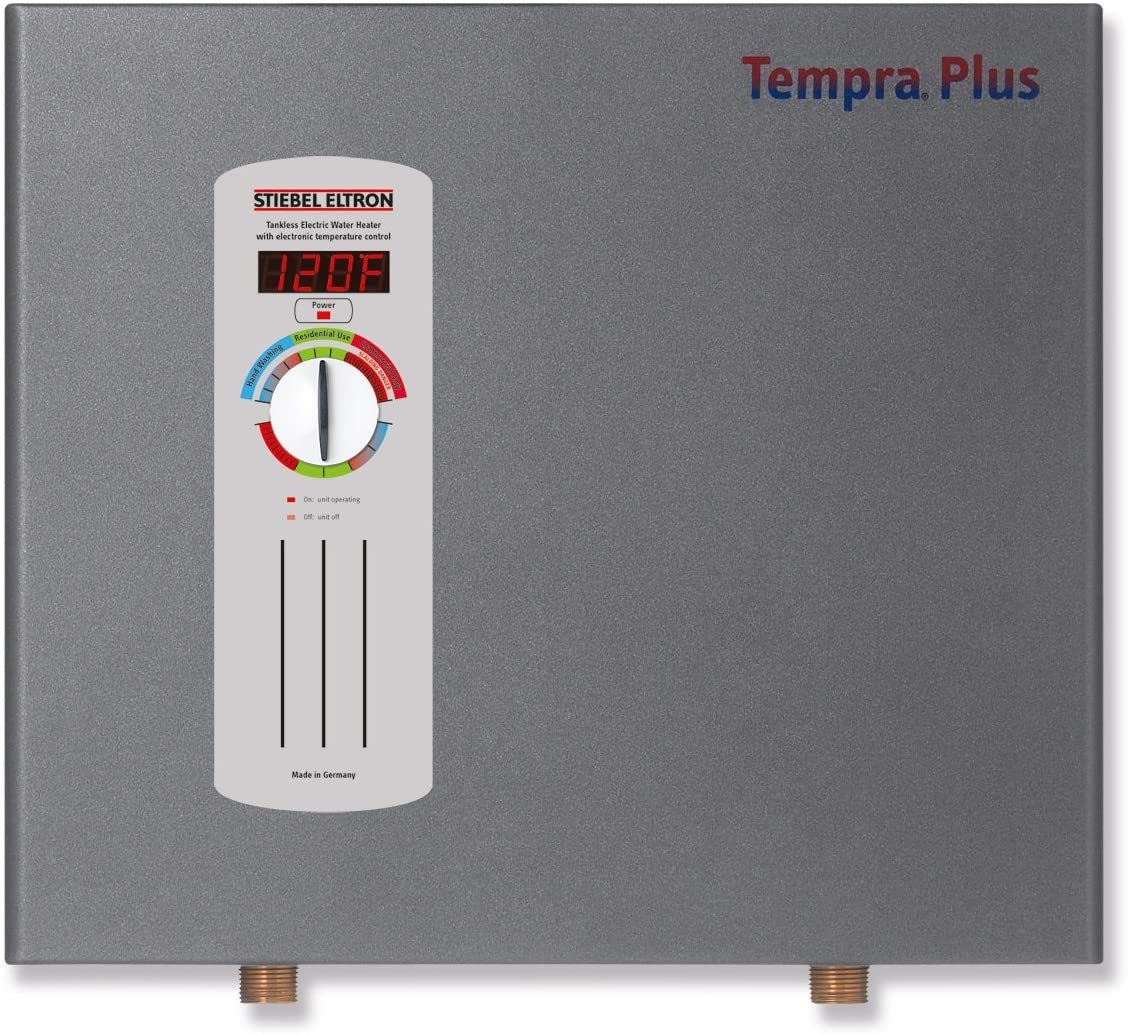 Stiebel Eltron Tempra 24 Plus tankless electric water heater Review